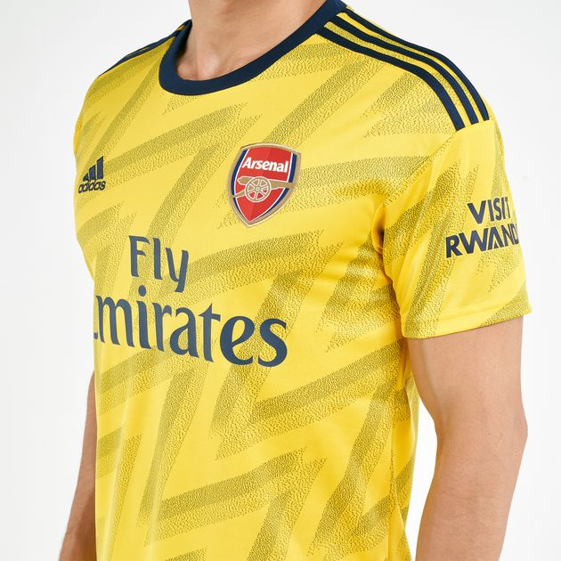 new style cfe68 94836 adidas Men's Arsenal Away Jersey - 2019/20