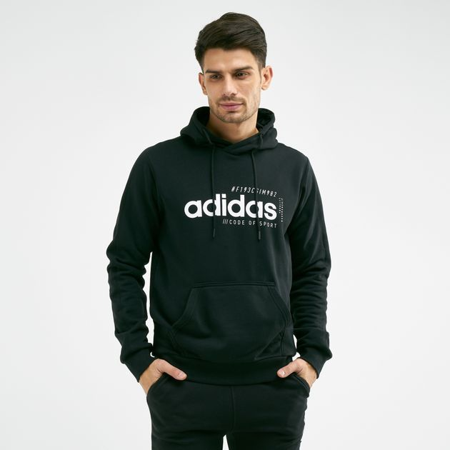 adidas Hoodie Men's Originals Basics Brilliant J3TlF1cKu