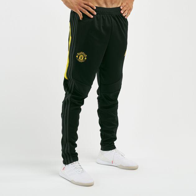 bb0beb046 adidas Men's Manchester United FC Football Training Pants | Pants ...