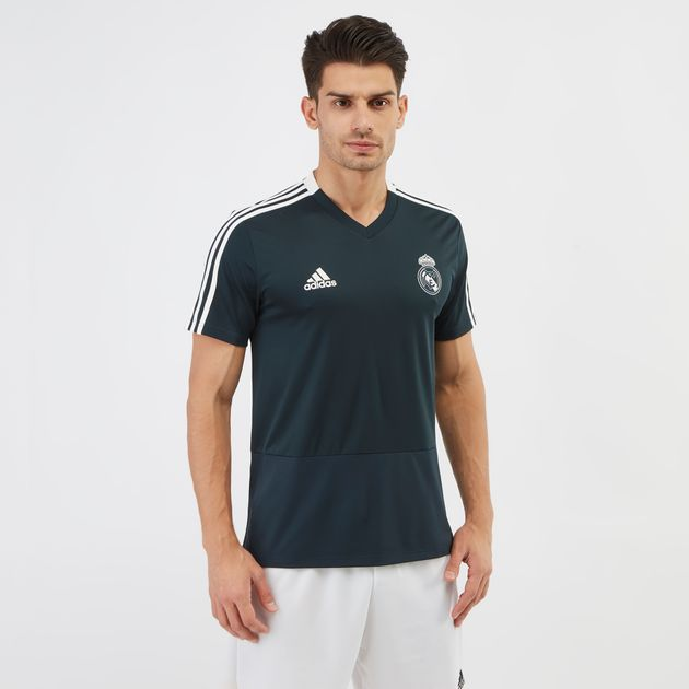 size 40 a1b07 0c840 adidas Real Madrid Training Jersey | Jerseys | Tops ...