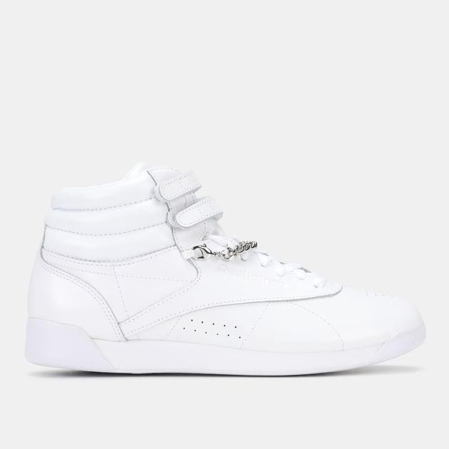 34ce54d906be Reebok Classic Freestyle Hi-Top Shoe