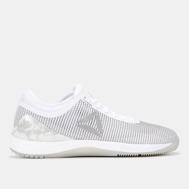 ad237a2a4437 Shop White Reebok Crossfit Nano 8 Flexweave Shoe