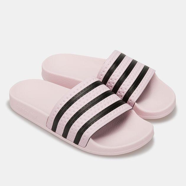 new style 29e8a e2898 adidas Originals Women s Adilette Comfort Slides, 1593889