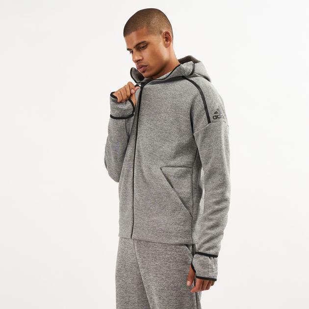 c802c8dfa7a7 adidas Men s Z.N.E. Fast Release Hoodie