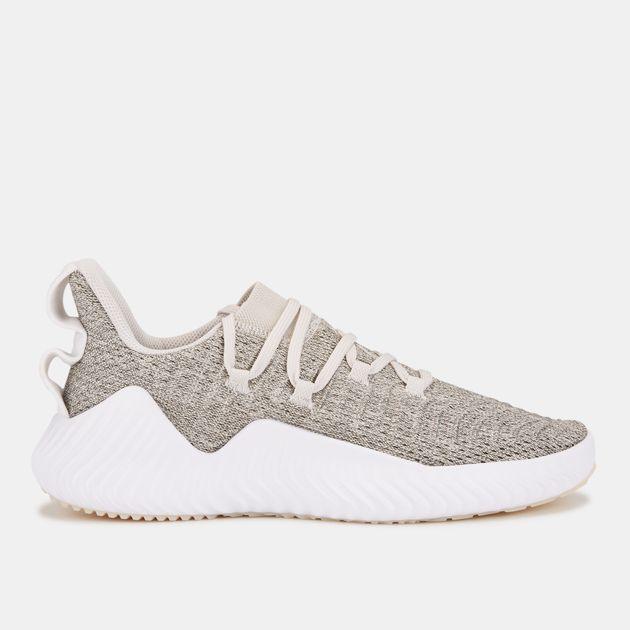 fa4e15889 adidas Women s Alphabounce Trainer Shoe