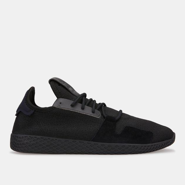 55bede8fe adidas Originals Men s Pharrell Williams Tennis HU V2 Shoe ...