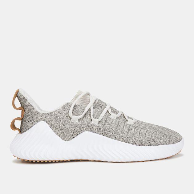 1efda456a Adidas Men s Alphabounce Trainer Shoe