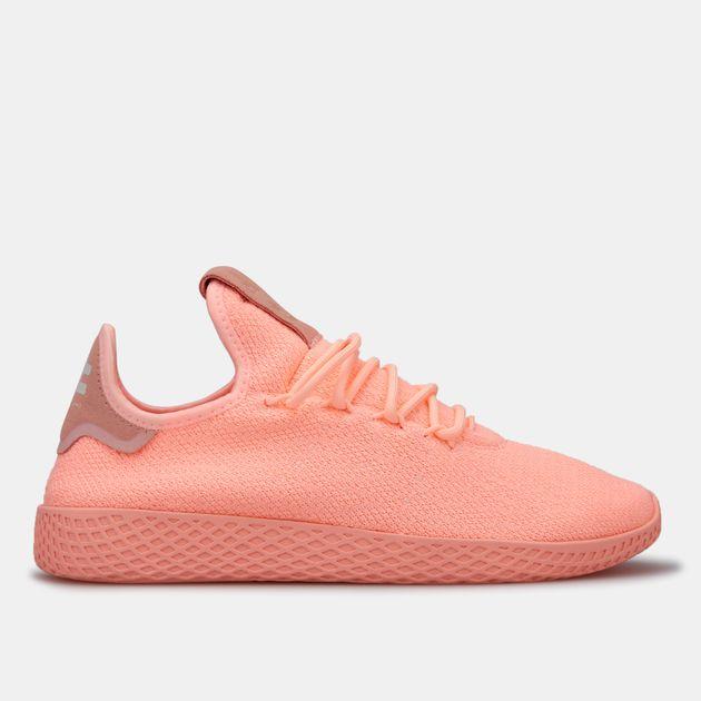 3874ba55f4cf4 adidas Originals Women's Pharrell Williams Tennis HU Shoe