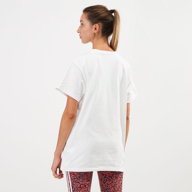 4e6fca4b6e6d adidas Originals Active Icons Trefoil T-shirt