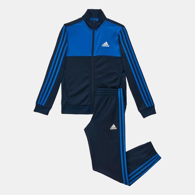 cdc60b6b49eb adidas Kids  Tibero Track Suit