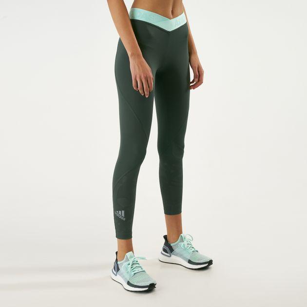 for whole family on sale best sell adidas Women's Alphaskin Sport 2.0 Embossed Leggings