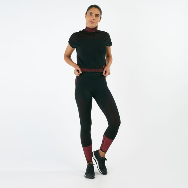 879753fad82b8 adidas Women's Primeknit Crop Top   T-Shirts   Tops   Clothing ...