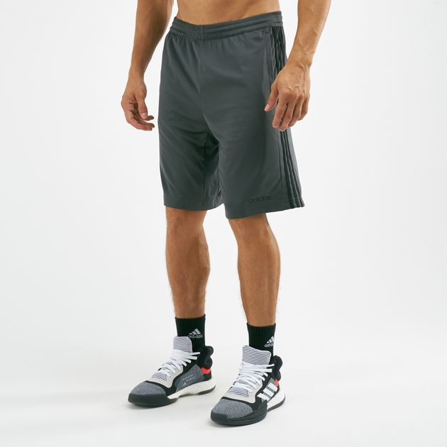 buy popular 5309f dd2c2 adidas Men's Design 2 Move Climacool 3-Stripes Shorts