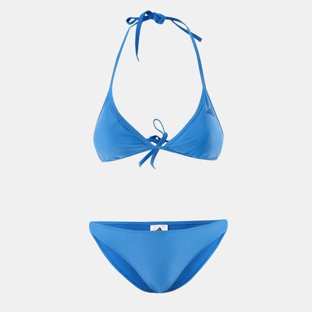 5df613d6d6016 adidas Women s Solid Bikini Set