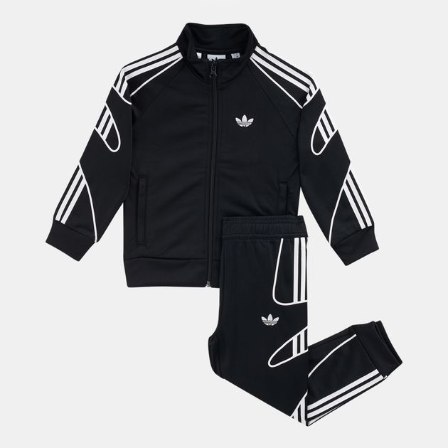 efb9825a adidas Originals Kids' Flamestrike Track Suit (Baby and Toddler), 1713309