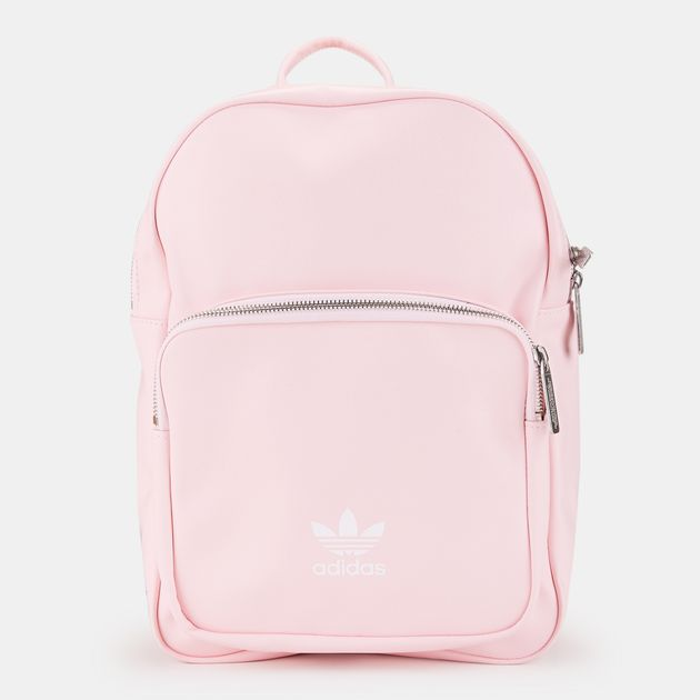 adidas Originals Classic Medium Backpack - Pink e98cd3ed2a27f