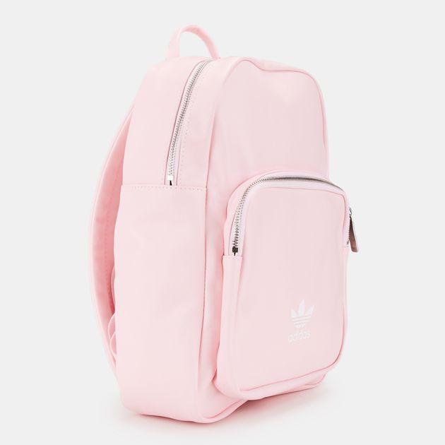 0da1b9f8da086 adidas Originals Classic Medium Backpack - Pink