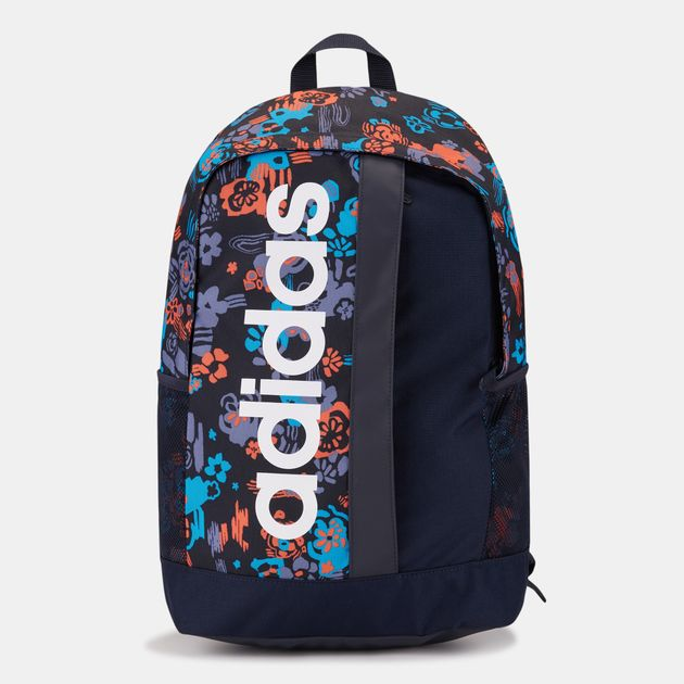 adidas Linear Core Backpack - Blue 8213227612c16