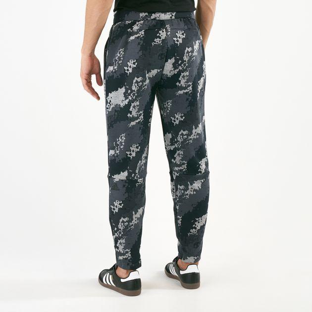 Adidas Men's ZNE All Over Print Pants