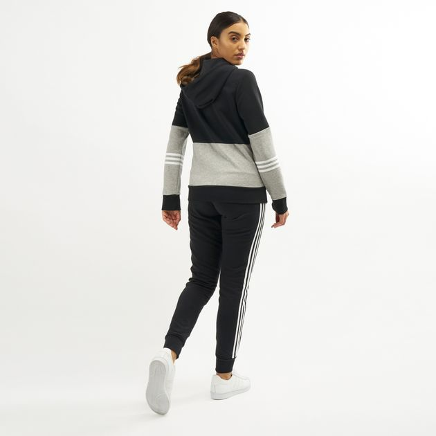 f88a896c2e7 adidas Women's Cotton Energize Tracksuit | Tracksuits | Clothing ...