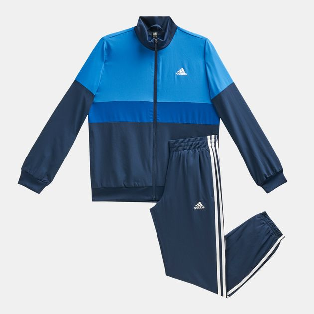 1ea841fa960f adidas Kids  Woven Sports Tracksuit (Older Kids)