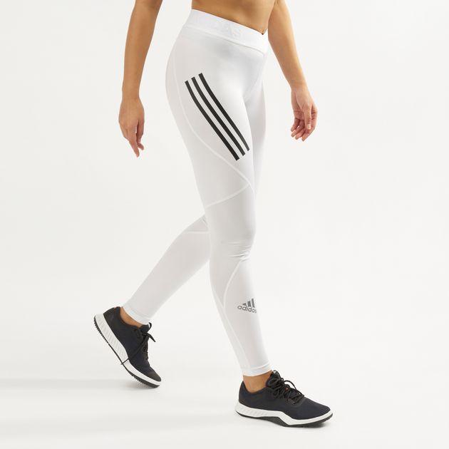 42577272433 adidas Women's Alphaskin Sport 3-Stripes Leggings | Full Length ...