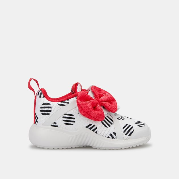 new concept 6a025 e5bba adidas Kids FortaRun X Minnie Shoe (Baby and Toddler), 1516771