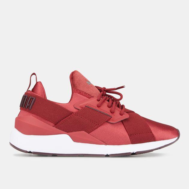Puma Muse Satin 2 Shoe | Sneakers | Shoes | Women'S Sale