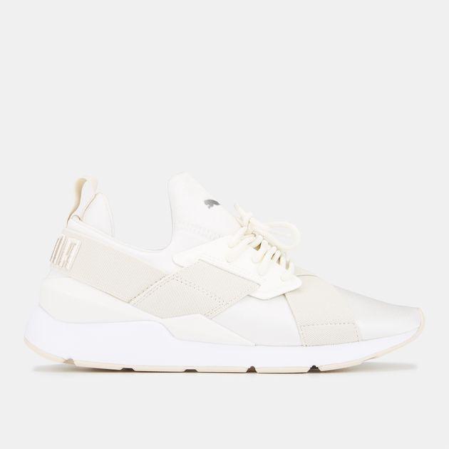 quality design cc643 8b410 Puma Muse Satin 2 Shoe | Sneakers | Shoes | Women'S Sale ...