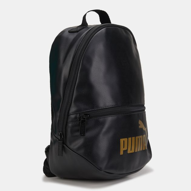 PUMA Women s Core Up Archive Backpack - Black bbf118d4057a4