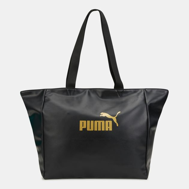 3b9474508c1 PUMA Women's Core Up Large Shopper Bag