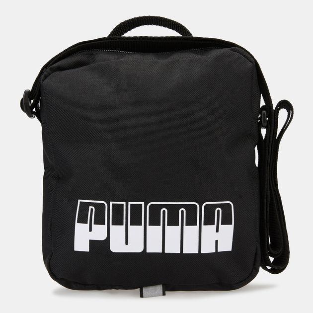 c389281b9554 PUMA Men s Plus Portable II Bag - Black