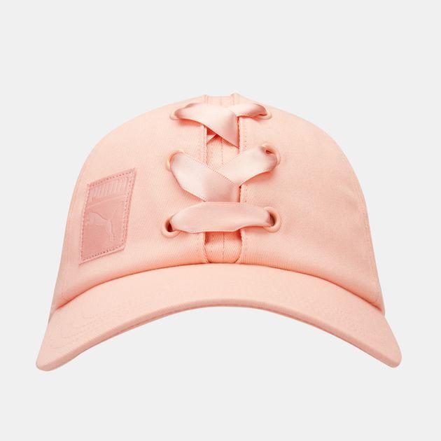 PUMA Women s Prime Crush Cap - Pink 98bbe698ced