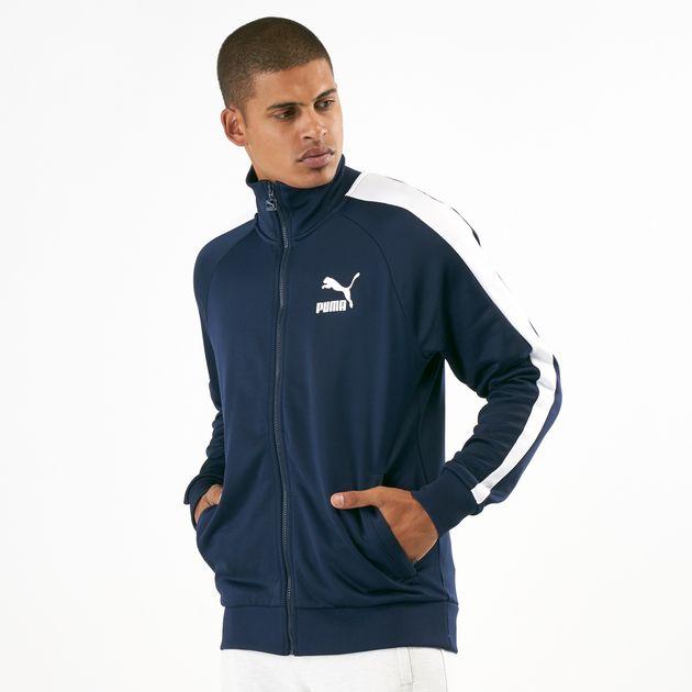 46007e52cdad PUMA Men s Iconic T7 Track PT Jacket