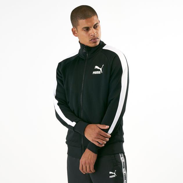 d27ce9f433818 PUMA Men's Iconic T7 Track Jacket