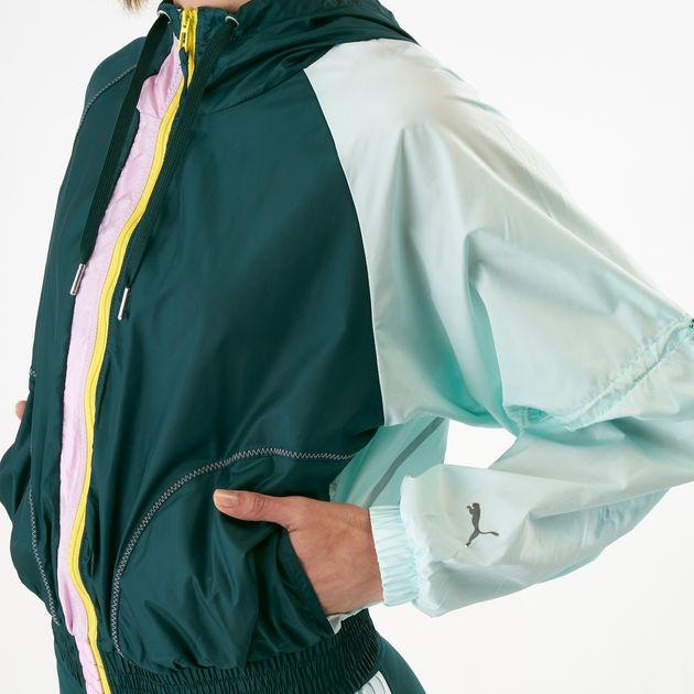 4956cff923 PUMA Women's Cosmic TZ Jacket