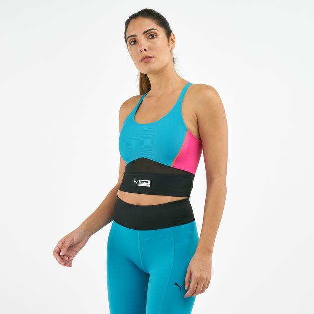 94a82969bc PUMA Women's Trailblazer Cropped Top | Tank Tops | Tops | Clothing ...