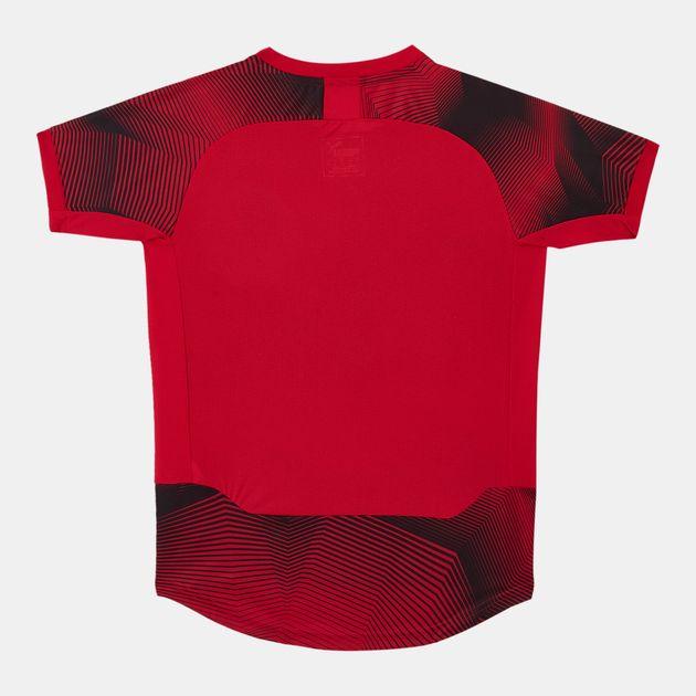 3ba9641f4546bc PUMA Kids' AC Milan Stadium Graphic Jersey (Older Kids)   T-Shirts ...