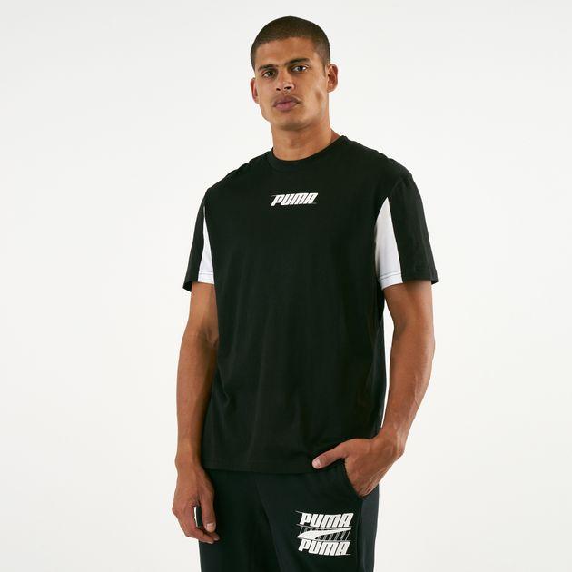 1181c5e31833b PUMA Men s Rebel T-Shirt