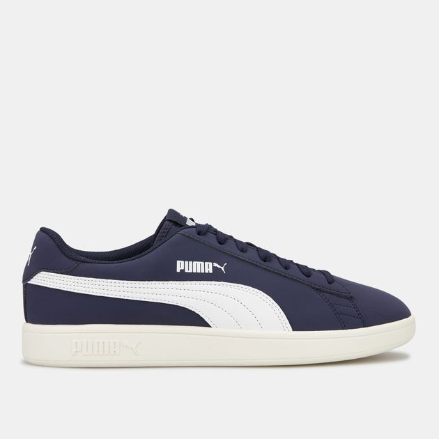 Royaume-Uni disponibilité 76b7e be5b3 PUMA Men's Smash v2 Leather Shoe