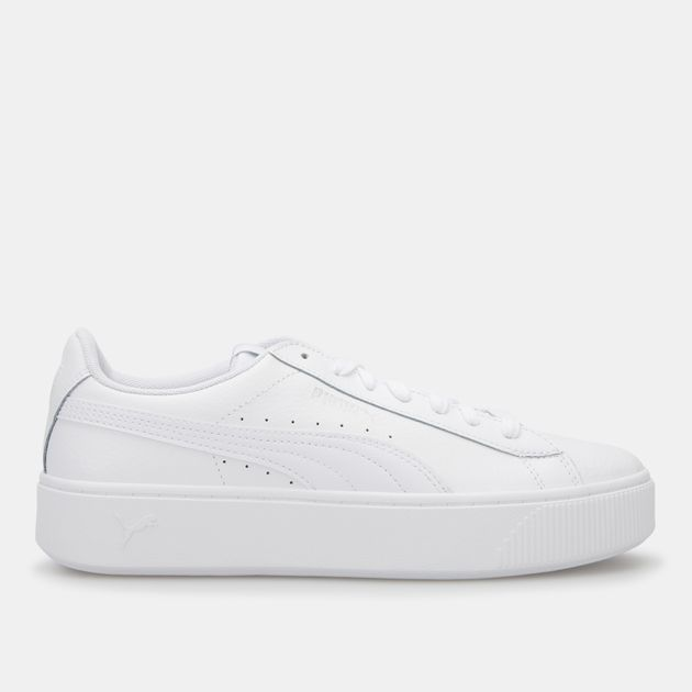 6608aa04b39 Puma Women s Vikky Stacked Shoe