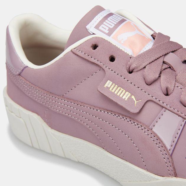 b673abdf79 PUMA Women's Cali Nubuck Shoe