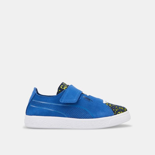 PUMA Kids  Suede Deconstruct Monster V PS Shoe (Baby and Toddler ... 7b0d0877e
