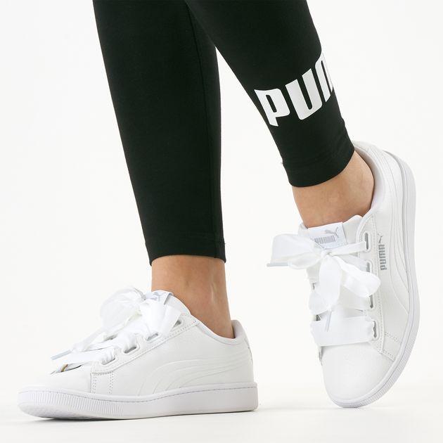 PUMA Women's Vikky V2 Stacked Ribbon Core Shoe | Sneakers