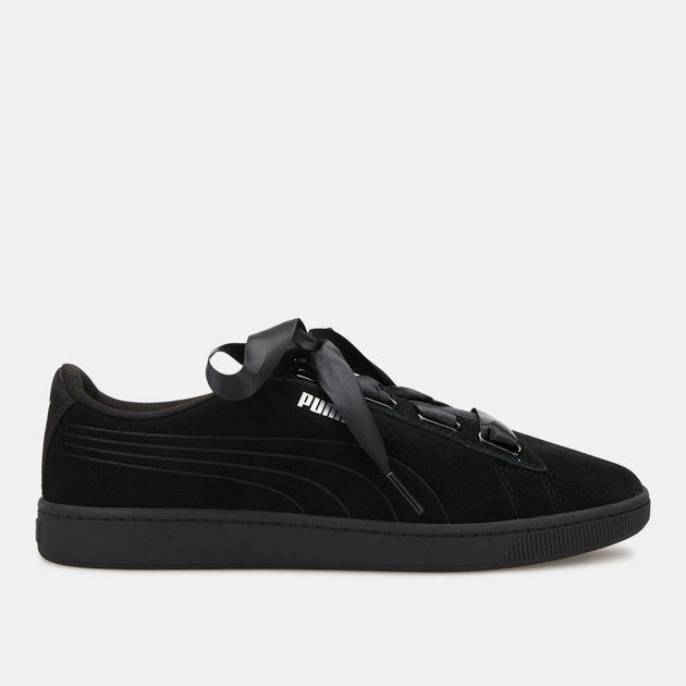 autentyczny najlepszy szerokie odmiany Puma Women's Vikky V2 Ribbon Shoe | Sneakers | Shoes ...