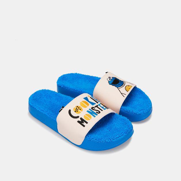 puma kids slides
