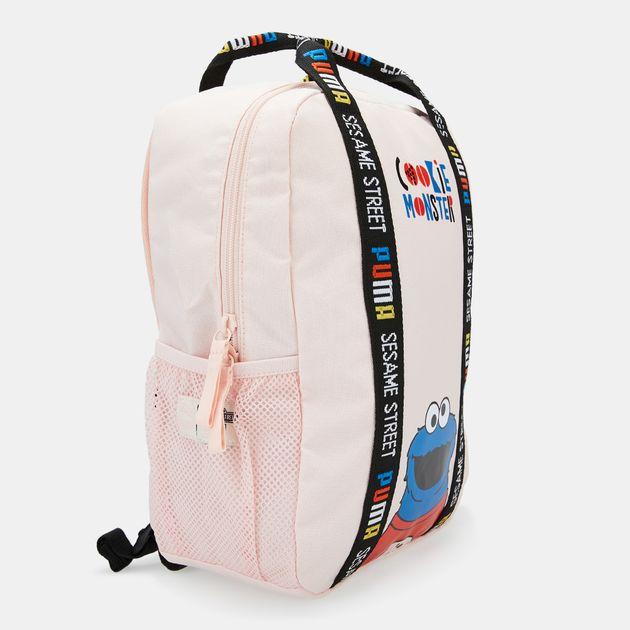 1fcb88e17a3 PUMA Kids' x Sesame Street Backpack (Older Kids)