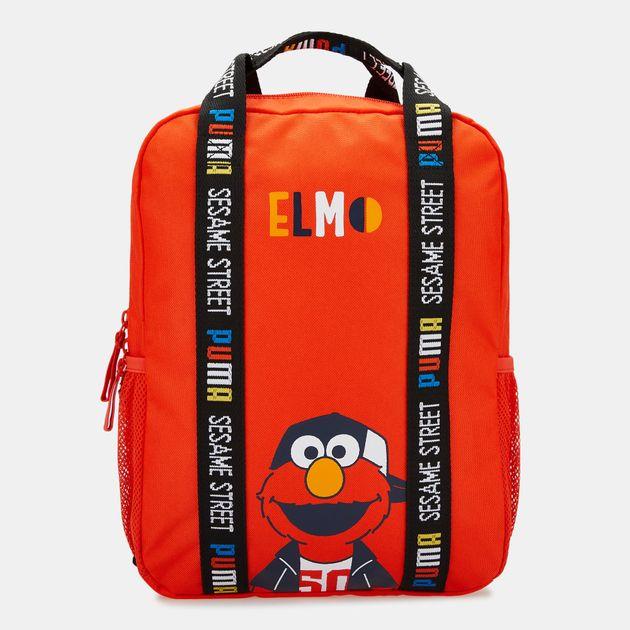 78934f34c5a9 PUMA Kids  x Sesame Street Backpack (Older Kids) - Red
