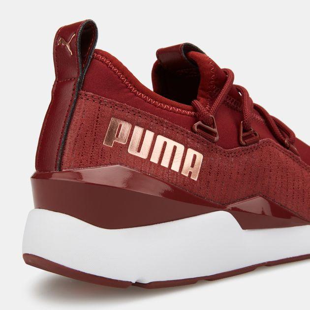 scarpe sportive 4799e ff33e PUMA Women's Muse 2 Metallic Shoe
