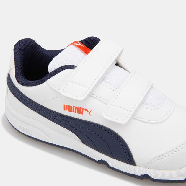 PUMA Kids' Stepfleex 2 SL VE V Shoe (Baby & Toddler)